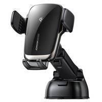 JOYROOM JR-ZS248 DASHBOARD CAR MOUNT WIRELESS CHARGER BLACK