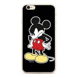 Oryginalne etui Disney z nadrukiem Mickey 011 do Xiaomi Mi 9T / Xiaomi Mi 9T Pro czarny