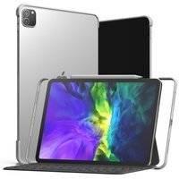 Ringke Frame Shield etui samoprzylepna ochronna ramka na boki iPad Pro 11'' 2020 / iPad Pro 11'' 2018 srebrny (Apple Pencil Friendly) (ACFS0002)