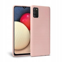 TECH-PROTECT ICON GALAXY A02S PINK